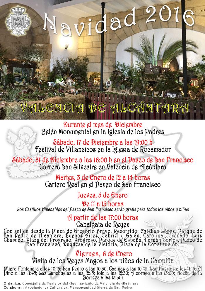 Actividades navide as en valencia de alc ntara - Actividades navidad valencia ...